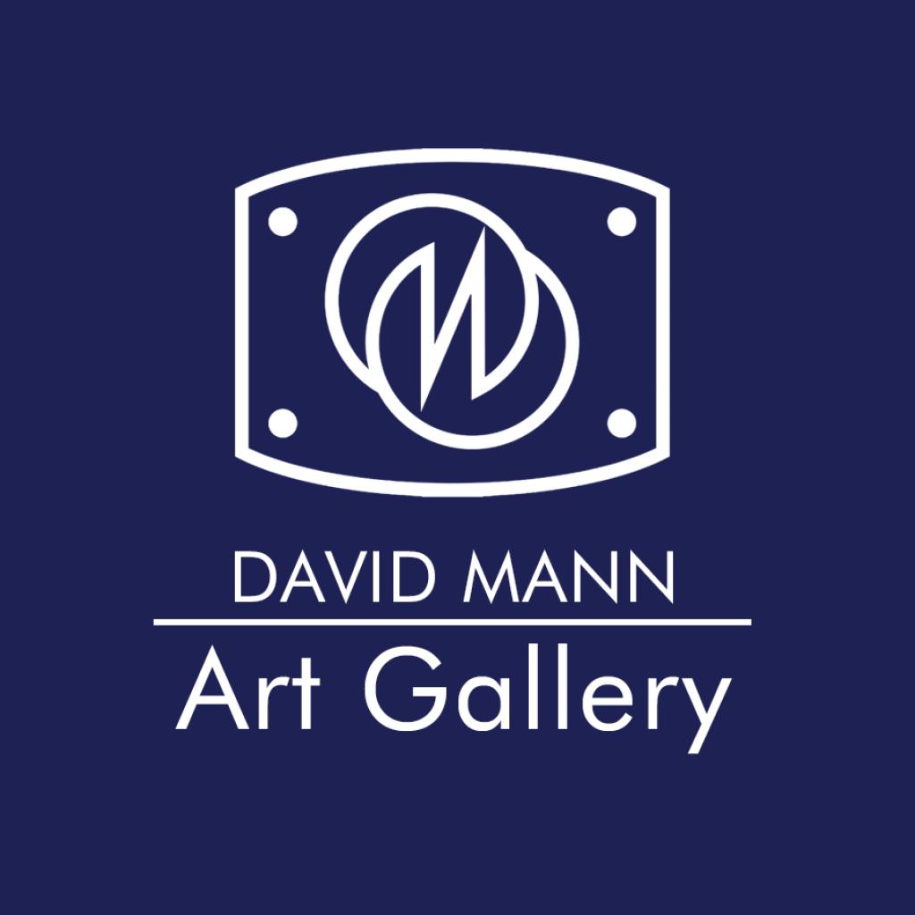 Logo de David Mann Art Gallery à Liège